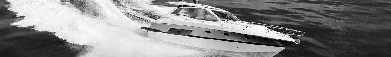 Skup łodzi motorowych